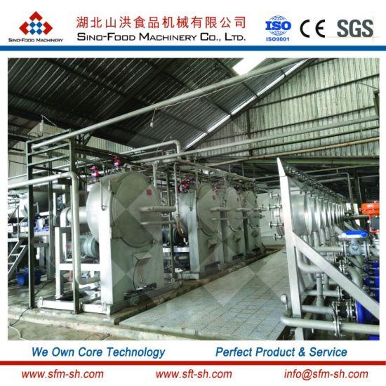 China 100ton Per Day Cassava Starch Equipment - China
