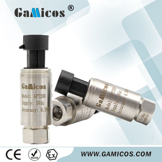 Gamicos Industrial 4-20mA Absolute Vacuum Air Pressure Transmitter