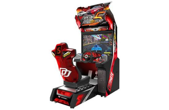 Speed Driver 5/Racing Game/Toy Vending/Vending/Amusement/Claw Machine/Game Player/Arcade Game Machines/Video Game/Amusement Machine/Arcade Machine/Game Machine