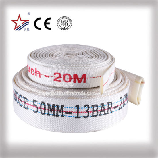 PVC Rubber Used Fire Hose for Fire Hose Cabinet