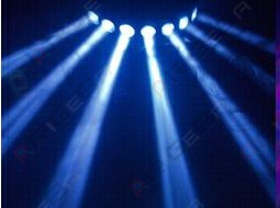 LED Seven Head Pattern Effect Stage Light for Party/Event/Bar/Disco