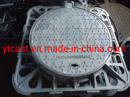 Ductile Iron Manhole Cover and Gully Grate D400/C250/B125