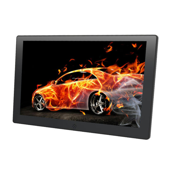 "New Model Commercial Display 10"" LCD Monitor USB Media Player for Advertising pictures & photos"