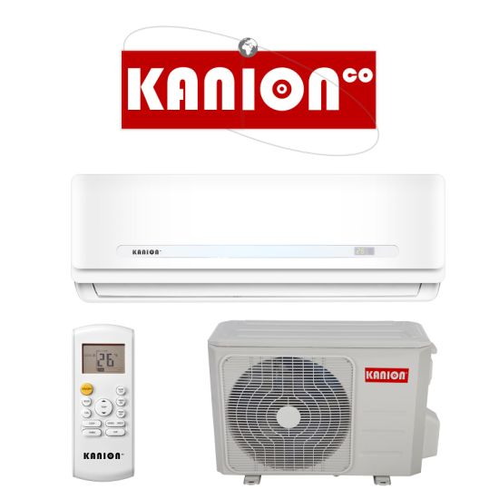 China 1ton R410A Mini Split AC Wall Mounted Air Conditioner