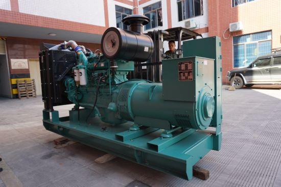 Prime Power 330kw Cummins Diesel Generator Set Using Nta855-G4 ISO Certification Approved