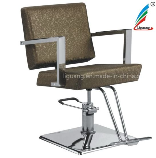 China Hot Selling Cheap Salon Styling Furniture Barber Chair For