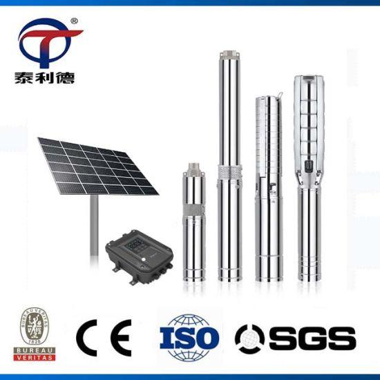 Wholesale Latest Solar Screw Pump Brushless Solar Water Pump