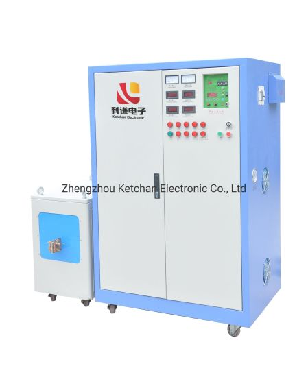 High Frequency Induction Quenching Hardening Heating Heat Treatment Product Line for 3m Pipe Tube Inner Hole
