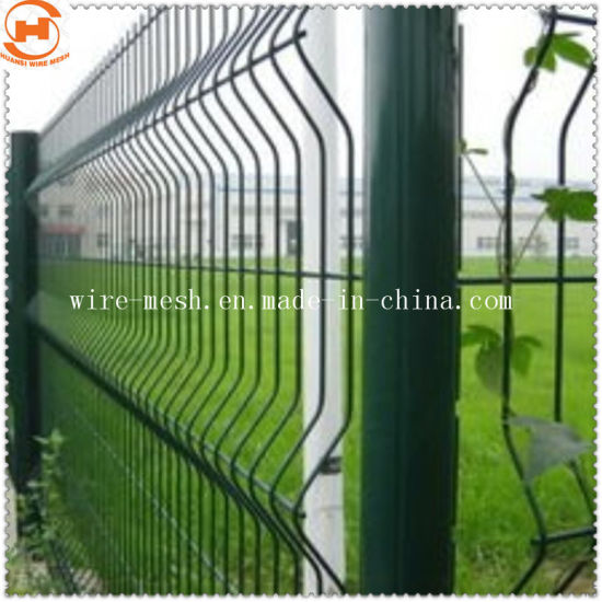 Coated Security Garden Fence/Wire Mesh Fence
