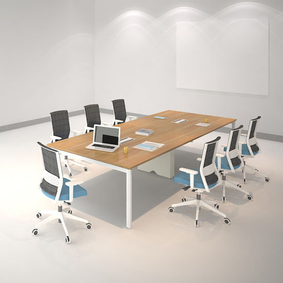 China Multimedia Big Size Modular Many Person Modern Conference - Multimedia conference table