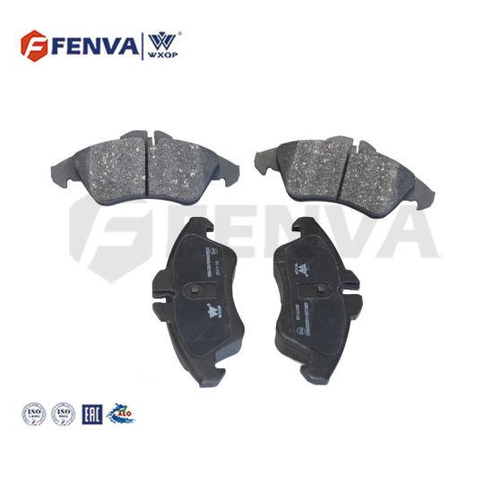 Hot Popular Top Quality Automotive Gdb1220 0024209920 0024203920 Mercedes  Sprinter 901 Akebono Brake Pad Manufacturer China