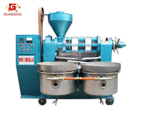 Factory Price! Oil Press Machine with Vacuum Filter pictures & photos