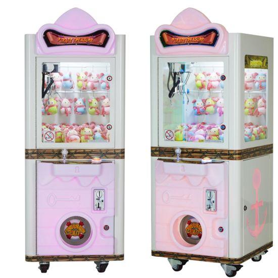 Pirate (1p) /Toy Vending/Vending/Amusement/Arcade/Game /Claw Machine/Game Player/Arcade Game Machines/Video Game/Amusement Machine/Arcade Machine/Game Machine