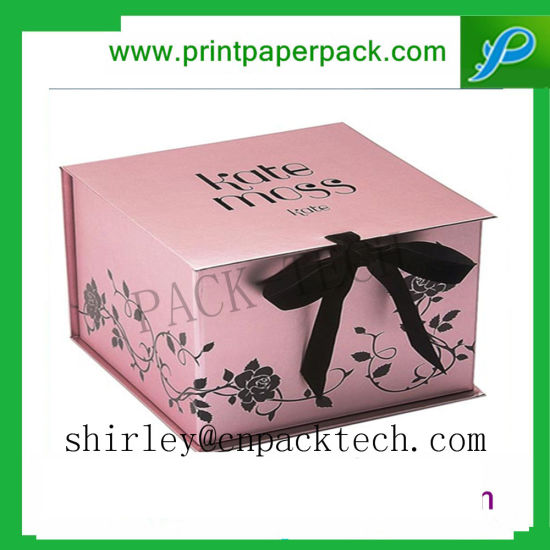 Exquisite Customized Cosmetic Jewelry Birthday Gifts Favor Boxes