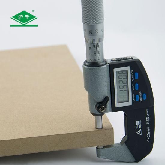 China Standard Size 15mm MDF Board Price in Sri Lanka