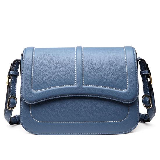 Lady Cow Leather Handbag Fashion Shoulder Hand Bag