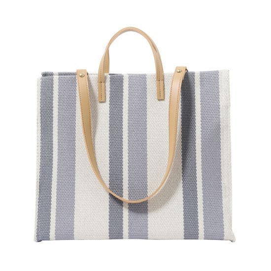 Fashion Shoulder Bags Eco Friendly Gift Women Handbags Ladies Canvas Tote Bags