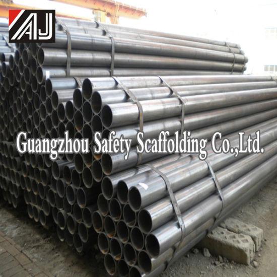 china guangzhou galvanized scaffolding pipe for building
