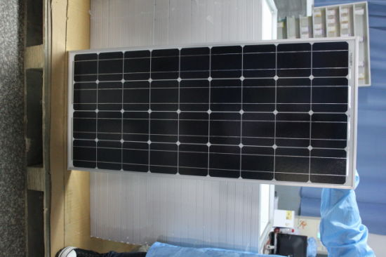 12V 100W Mono Solar PV Panel for Home Solar Power System pictures & photos