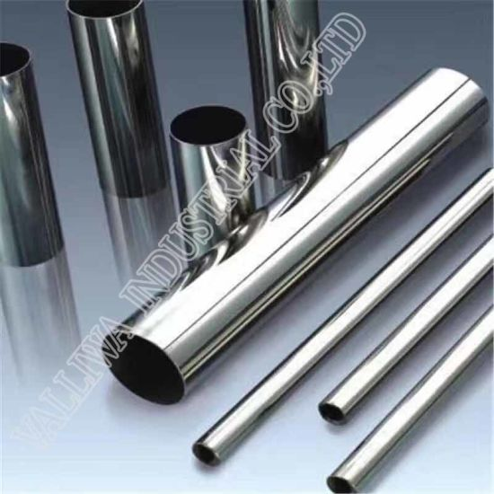 Welded Stainless Steel Round Pipes pictures & photos