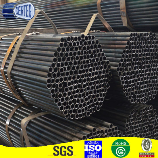 Black Iron Pipe Price for Steel Ladders pictures & photos