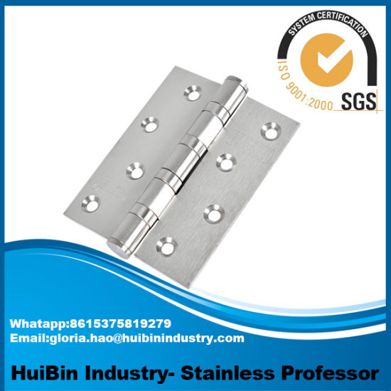 Adjustable Fashion/Classical Flat Head Door Furniture Door Fittings Hinges Hardware pictures & photos