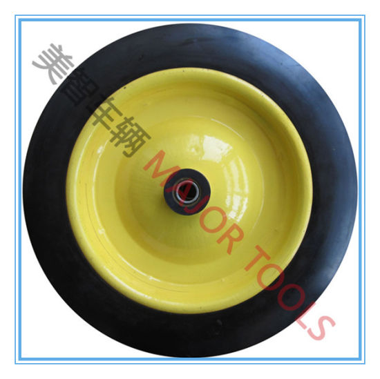 14X3 Solid Rubber Wheel Children Toy Car Tyre pictures & photos