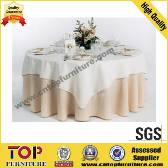 China Classy Restaurant Dining Room Tablecloth China Table Cloth
