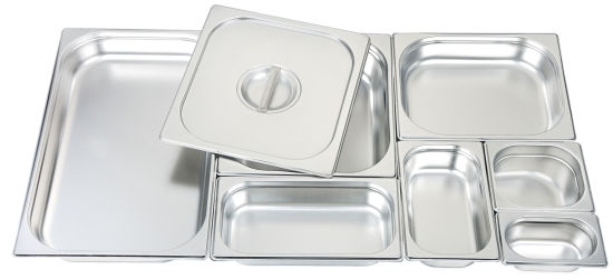 Stainless Steel Gastronom Pans - Stainlesss Steel Gn Pan pictures & photos