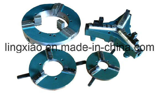 Welding Chuck Kc-125 for Welding Positioner′s Clamping pictures & photos