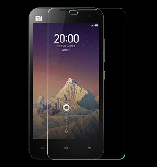 Tempered Glass Screen Protector for Mi 2 Xiaomi 2 (G002)