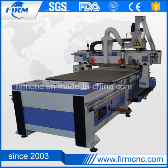 Atc CNC Cutting Carving Machine Wood Machine pictures & photos