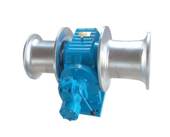 Btw-Cp Marine Hydraulic Seine Aluminium Alloy Winch