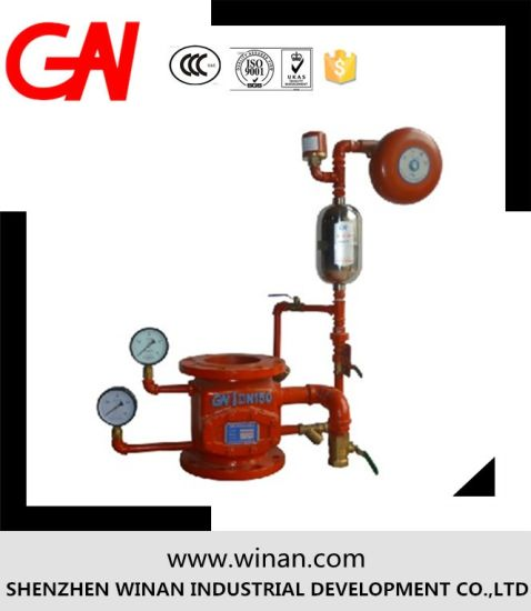 Alarm Check Valve, Wet Alarm Valve pictures & photos
