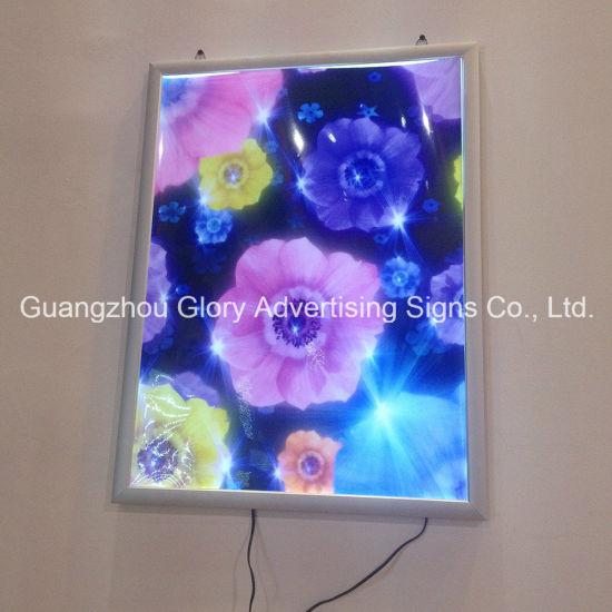 China Snap Frame LED Backlit Poster Frame - China Light Box, LED ...