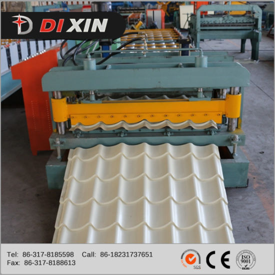 Dx on Discount Roof Tile Forming Machine pictures & photos