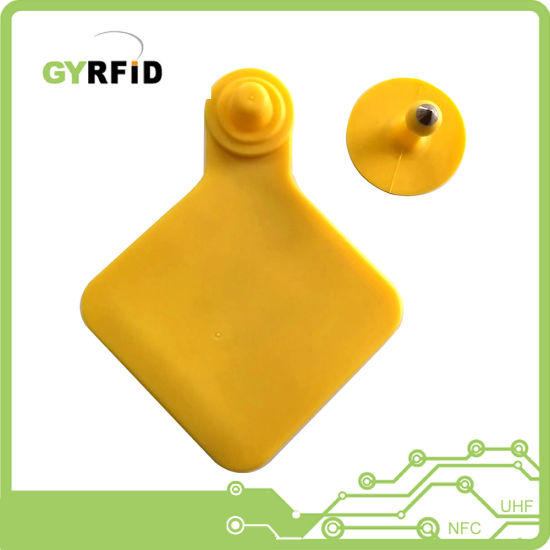 UHF RFID Tag Passive RFID Tags for Cattle Management (EAO04) pictures & photos