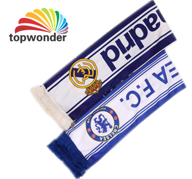 All Sorts of Printing Scarf, Football Scarf, Fan Scarf pictures & photos