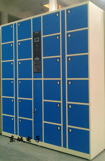Supermarket Storage Steel Locker with Ce and ISO