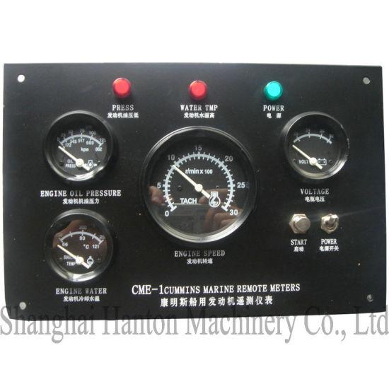 Cummins KTA38 Diesel Engine Part 3031702 Remote Control Panel