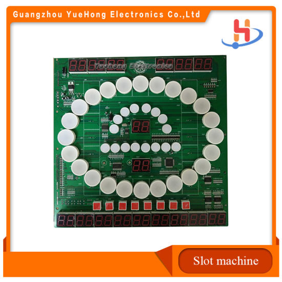 PCB Board Fruit Cocktail Table Game Machine Coin Operated Slot Fruit King Machine Kits
