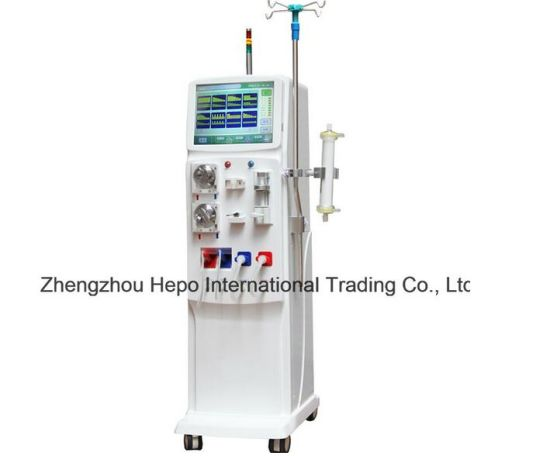 Classical Safety Renal Failure Blood Cleaning Haemodialysis Machine (HP-HEMAD2000) pictures & photos