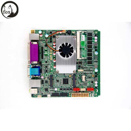 China ATX Power Mini Itx Motherboard, 1037u Processor, 2GB RAM, 2