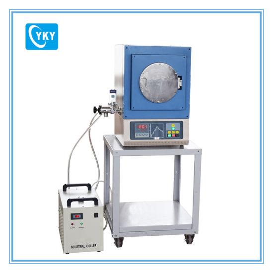 China Compact Vacuum Crucible Furnace With Water Cooling