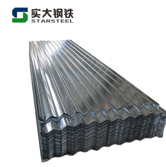 Hot Selling Hot Roofing Sheet Zincalume Corrugated Steel Sheets for Wholesales pictures & photos