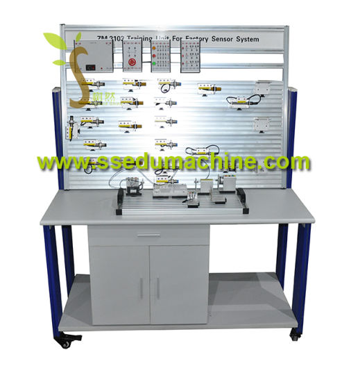 Transducer Trainer Vocational Training Equipment Educational Equipment Sensor Training Workbench pictures & photos