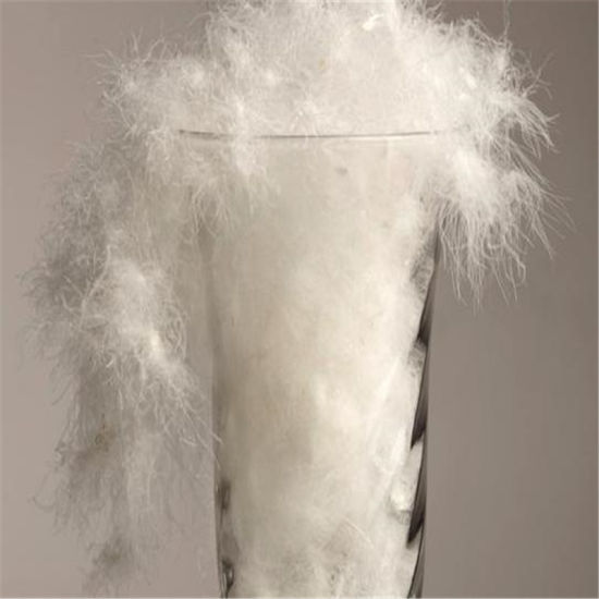 China Wholesales Washed White Duck Down and Feather for Pillow Insert
