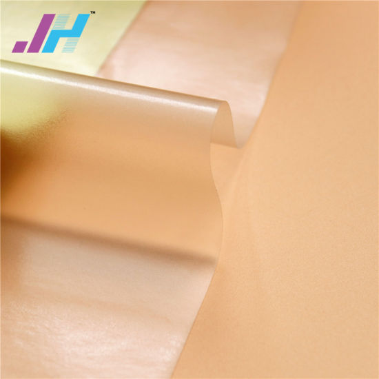 Glossy / Matte Self Adhesive PVC Film Cold Laminating Film pictures & photos