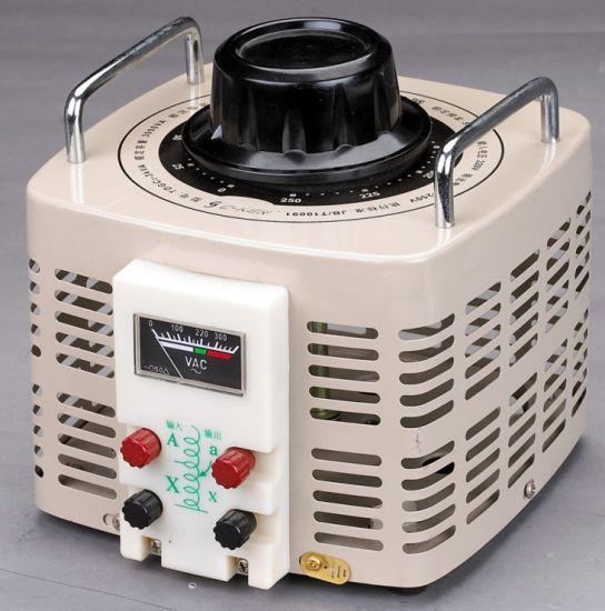 Voltage Regulator for Test, 5kVA, 0-300V, All Copper