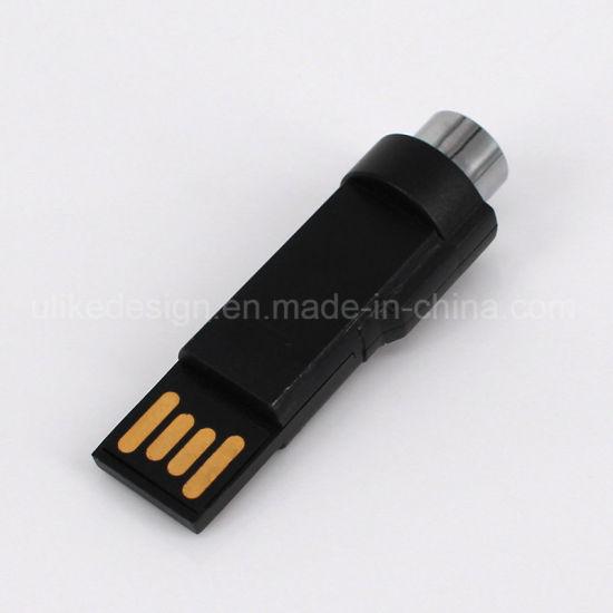 Black USB Pen Drive Flash Drive